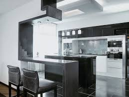 modern kitchen all white cabinets with alots racs for multi