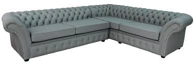 extra deep leather sofa leather sofas corner units chesterfield square corner sofa unit