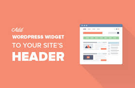 membuat widget twitter di website to add a wordpress widget to your website header