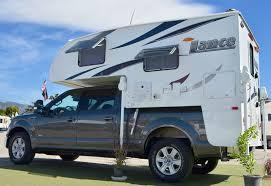 Truck Bed Trailer Camper 2016 Lance 650 Half Ton Short Bed Truck Camper