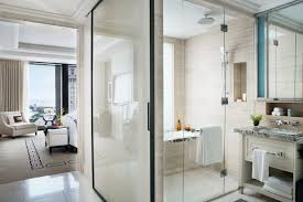 chicago bathroom design grand king shower bath and bathroom at the langham chicago