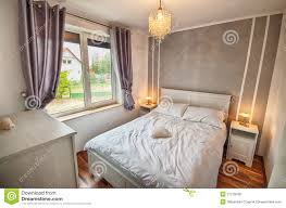 interior of a country home bedroom royalty free stock images