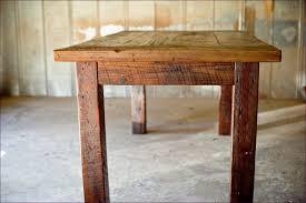 outdoor ideas narrow rustic dining table farm house table farm