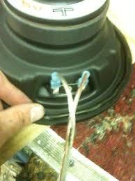 lexus ls430 y pipe my mark levinson replacements woofer and front door speakers
