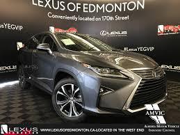 lexus rx 350 demo for sale pre owned 2017 lexus rx 350 demo unit luxury package 4 door