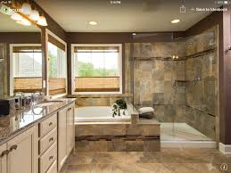 Master Bathroom Tile Ideas Photos 5 Piece Master Bath Remodel Bathroom Pinterest Master Bath