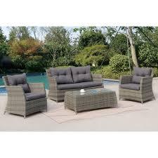 Patio Furniture Conversation Set - pcs conversation set p50291