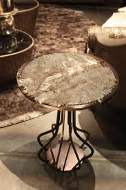 try out new decor styles with artful functional side tables