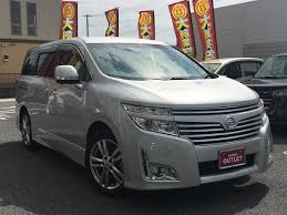 2011 nissan elgrand 250 highway star used car for sale at