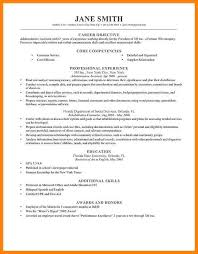 6 resume career objectives examples letter of apeal