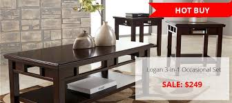 Accent Living Room Tables Accent Furniture Northeast Factory Direct Cleveland Eastlake