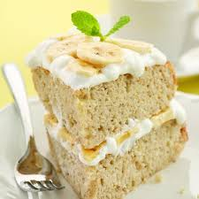 banana cream layer cake recipe eatingwell