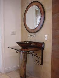 Tuscan Bathroom Vanity Tuscan Fire Glass Bath Vanity Sinks Gallery