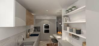 agencement cuisine agencement cuisine elements gris plan de travail blanc soa 2 soa