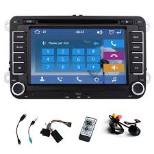 amazon com car dvd cd player gps navigation stereo autoradio