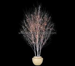 artificial birch trees with lights artificial winter birch tree with lights silk winter birch faux
