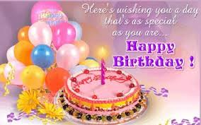 Wishing You A Happy Birthday Quotes Birthday Quotes Here S Wishing You A Day That S As Special As