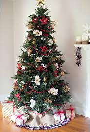 christmas skirt classic winter plaid christmas tree skirt 1 2 week production time