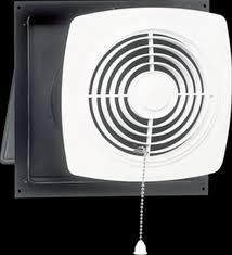 470 cfm wall chain operated exhaust bath fan nutone kitchen fans nutone broan 506 470 cfm exhaust utility bath