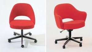 Mid Century Modern Plastic Chairs Mid Century Modern Desk Chair Without Wheels Mid Century Modern