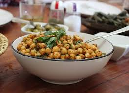 word for cuisine while the hebrew word for chickpea is national fund