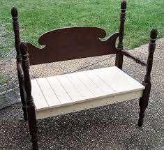 How To Build Patio Furniture How To Build A Headboard Bench Confessions Of A Serial Do It