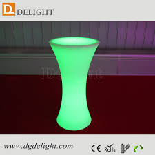 Led Bistro Table Amazing Led Bistro Table With Abc Led Bistro Table Chene