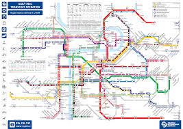 Pdf Metro Map by Ropid Maps