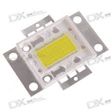 50w white led flat lamp light 18v 20v 3000 4000 lumens 2 5a