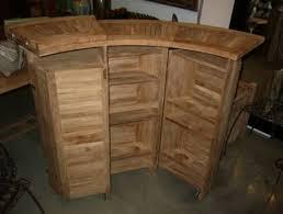 Teak Bar Cabinet Folding Bar Table Patio Bar Cabinet Teak Wood Patio Bar Furniture