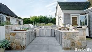 Outdoor Kitchen Designs For Small Spaces - pergola design magnificent small bbq area ideas outdoor decks