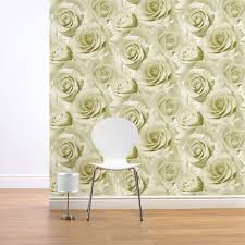 shabby chic floral wallpaper in various designs wall decor new ebay shabby chic floral wallpaper in various designs wall