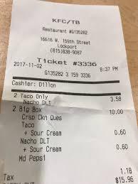 taco bell 14 reviews fast food 16616 w 159th st lockport