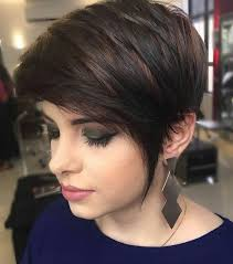 short hair fat face 56 10 short hairstyles for women over 40 pixie haircuts 2018