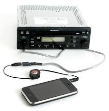 honda accord 2001 02 radio am fm cd aux input on pigtail w code