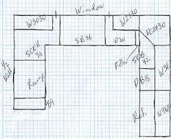 U Shaped Kitchen Design by Kitchen Layouts Absolutely Cabinets
