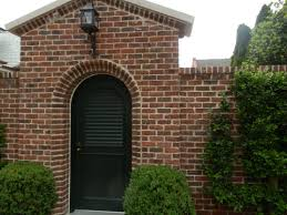 archway in nashville with blend of tryon and charlestowne handmade