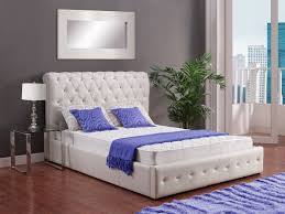 White And Blue Modern Bedroom Bedroom Cozy And Interesting Comforpedic For Modern Bedroom
