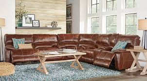 Martino Leather Sectional Sofa Sectional Sofa Sets Large U0026 Small Sectional Couches