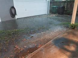 Drainage Issues In Backyard Backyard Update A Rainwater Drainage Solution