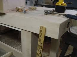 Ideal Woodworking Workbench Height by Work Bench 6 How Tall Is Your Work Bench By Gpastor