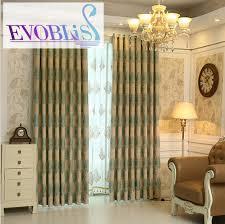 popular jacquard fabric curtain buy cheap jacquard fabric curtain