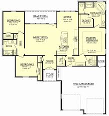 european style house plan 4 beds 3 00 baths 2800 sq ft 3 bedroom house plans under 1800 sq ft elegant european style house