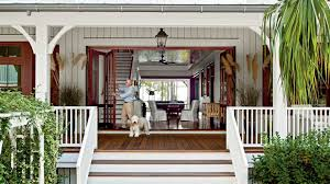 one level house plans with porch low country house plans on pilings one level cottage southern living