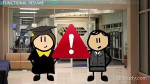 types of resumes video u0026 lesson transcript study com