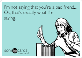 Bad Friend Meme - dear chump lady do i have to host the ow s kid chumplady com