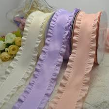 ruffled ribbon buy ruffle ribbon and get free shipping on aliexpress