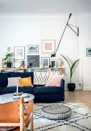 navy sofa living room awesome blue couch decor and image of navy blue couch for sale 84