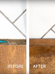 how to your own threshold for wood flooring from