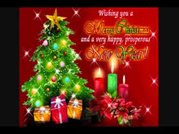 wishing you a merry and happy prosperous new year
